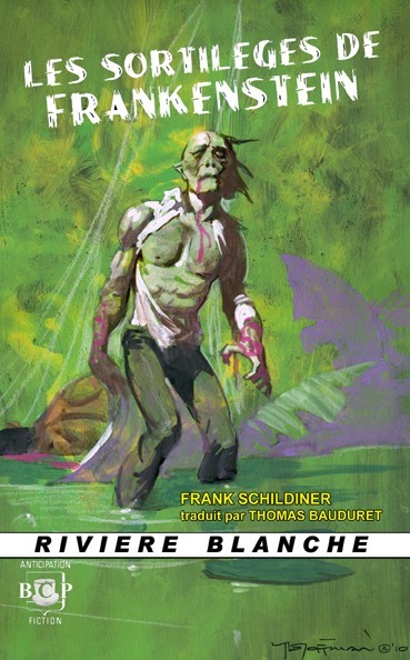 Les Sortilèges de Frankenstein