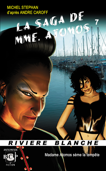 La saga de Mme. Atomos (Tome 7)